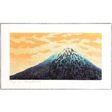 Kaneko Kunio: Fuji - 2 (Sunset) - Artelino