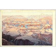 吉田博: Grand Canyon - Artelino