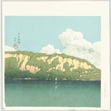 Kawase Hasui: Lake Towada - Twelve Famous Sceneries - Artelino