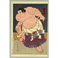 Kinoshita Daimon: Grand Champion Kashiwado - Sumo - Artelino