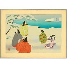 Maeda Masao: Morning Glory - The Tale of Genji - Artelino