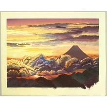 Morozumi Osamu: Sunrise at Mt. Fuji - Japan - Artelino