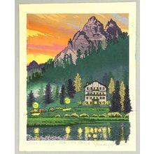 Morozumi Osamu: Dinner is Coming Soon - South Tyrol - Artelino