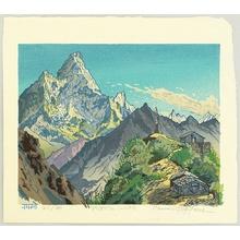 両角修: Hello Amadablam - Nepal - Artelino