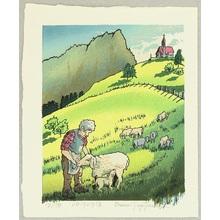 両角修: Dolomites in the Afternoon - Italy - Artelino