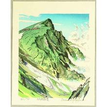 両角修: Mt. Shirouma in Midsummer - Japan - Artelino