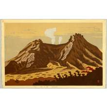 前田政雄: Mt. Komagatake - Artelino