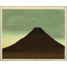 Maeda Masao: Mt Fuji in the Morning - Artelino