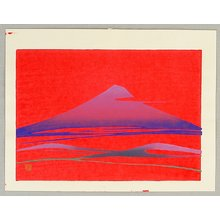 Inagaki Toshijiro: Mt. Fuji - Artelino