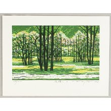 Kitaoka Fumio: Shining Green (D) - Artelino