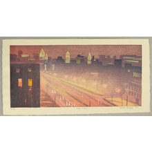Brayer Sarah: City Light - Artelino