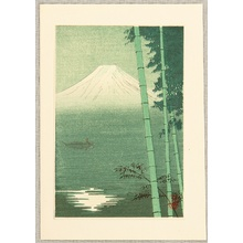 Unknown: Bamboo, Fuji, Lake - Artelino
