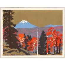 Omoto Yasushi: Ezo Fuji - Twenty-one Views of Hokkaido - Artelino