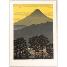 Kitaoka Fumio: Mt. Fuji - B - Artelino