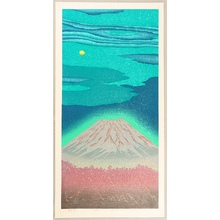 Watanabe Yuji: Mt.Fuji Under the Moon Light - Artelino