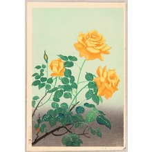 Ono Bakufu: Yellow Roses - Artelino