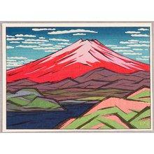 無款: Red Fuji - Artelino