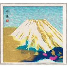Domoto Insho: Mt. Fuji - Artelino