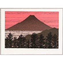 北岡文雄: Mount Fuji II - Artelino