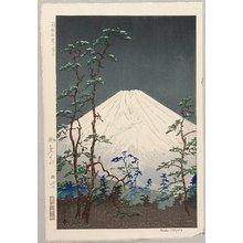 Okada Koichi: Mt.Fuji from Hakone Highway - Artelino