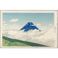 Okumura Koichi: Mount Fuji from Nirasaki - Artelino
