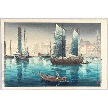 風光礼讃: Akashi Port - Artelino