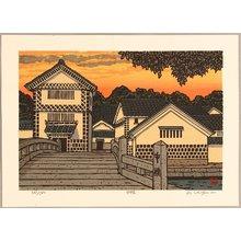 Nishijima Katsuyuki: Nakabashi Bridge - Artelino