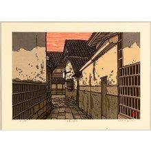 Nishijima Katsuyuki: Lane at Kurashiki - Artelino