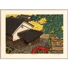 Nishijima Katsuyuki: Townhouse at Ikadachi - Artelino