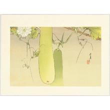 Watanabe Seitei: Gourd - Artelino
