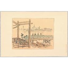 Nakazawa Hiromitsu: Shinbashi - Nihon Taikan - Artelino