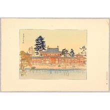 Nakazawa Hiromitsu: Byodoin - Nihon Taikan - Artelino