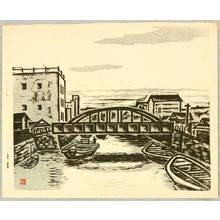 Maeda Masao: Scenery of Tokyo - Artelino