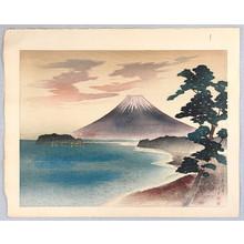 Yamagishi Kazue: Enoshima Beach - Artelino