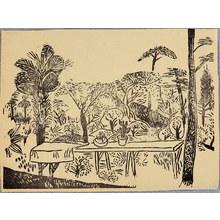 棟方志功: Garden of Kamo - Han Geijutsu Vol. 12 - Artelino