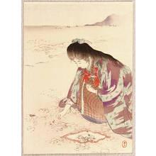 Mizuno Toshikata: Spring Sea - Artelino