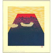 Ono Tadashige: Red Fuji (8) - Artelino