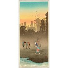 Takahashi Hiroaki: Evening Bell - Artelino