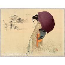 Mizuno Toshikata: Dream Talk - Kuchi-e - Artelino