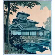 Fujishima Takeji: Pavilion of Flying Clouds - Artelino
