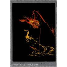 Kato Eizo: Torch fire - Cormorants - Artelino