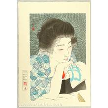 鳥居言人: Morning Hair - Twelve Aspects of Women - Artelino