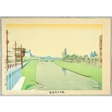 Fujishima Takeji: Morning at Shijo - Artelino