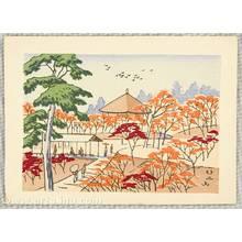 Fujishima Takeji: Autumn - Artelino