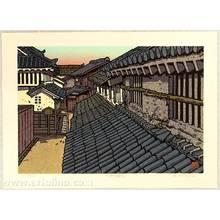 Nishijima Katsuyuki: Roofs of Imaimachi - Artelino