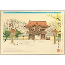 Tokuriki Tomikichiro: Atsuta Shrine - Famous, Sacred and Historical Places - Artelino