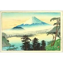 Takahashi Hiroaki: Lake Matosu - Artelino