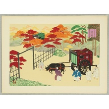 Maeda Masao: Sekiya - The Tale of Genji - Artelino