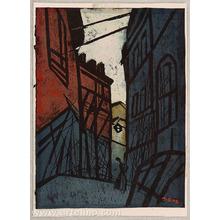 Ono Tadashige: Alley in Rome - Artelino