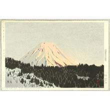 Okumura Koichi: Mount Fuji - Artelino